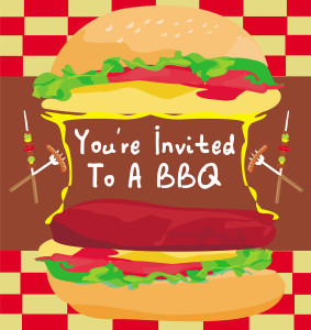 the best bbq party invitations barbecue party ideas